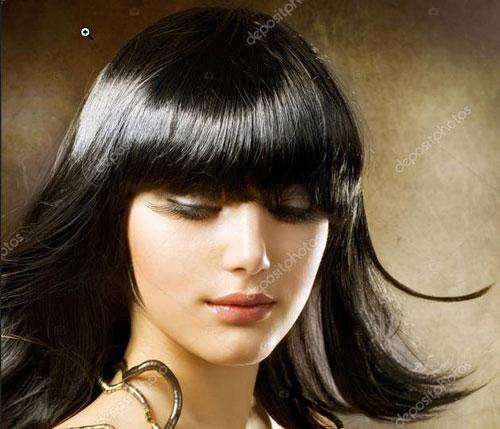 عکس کوتاهی مو مدل مصری