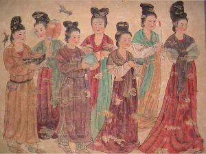 مدل موی زنان چینی در طول تاریخ