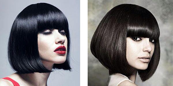 عکس کوتاهی مو مدل کلئوپاترا (haircut cleopatra)